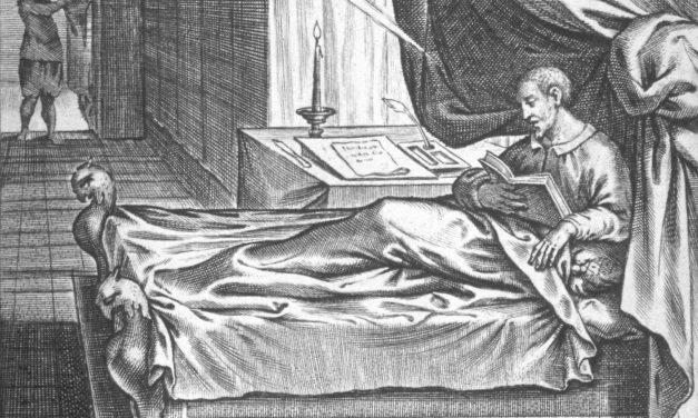 2. Refleksje w czasie choroby, Podążając drogą Pielgrzyma, Antonio Betancor SJ